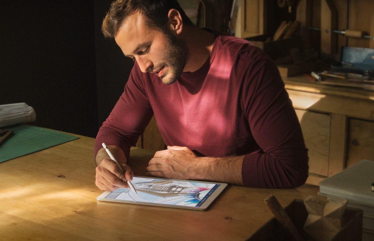 Tekenen op de iPad