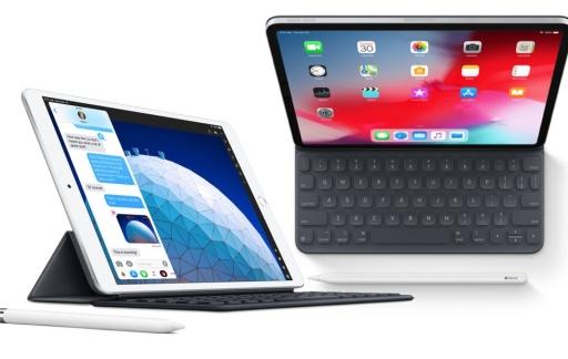 iPad Air 2019 vs. iPad Pro 2018.