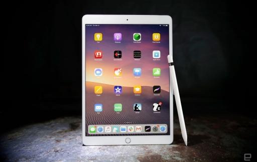 iPad Air 2019 hands-on door Engadget
