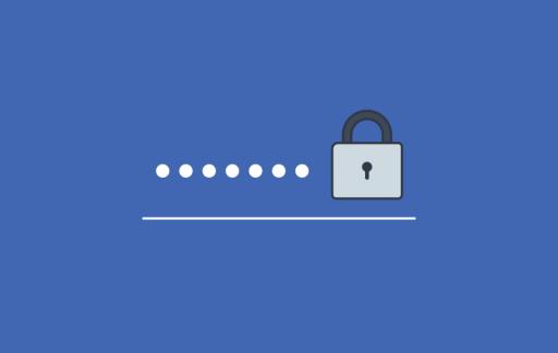 Facebook wachtwoorden privacy.