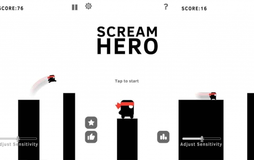 Scream Go Hero