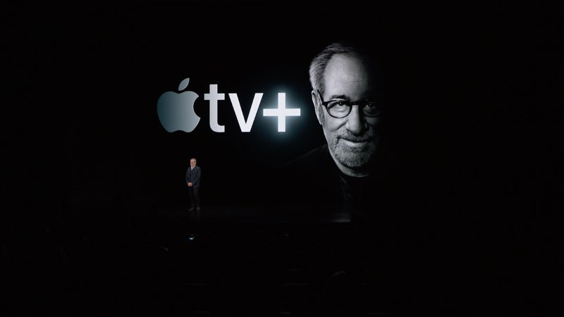 Apple TV Plus Steven Spielberg