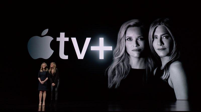 Apple TV Plus Morning Show