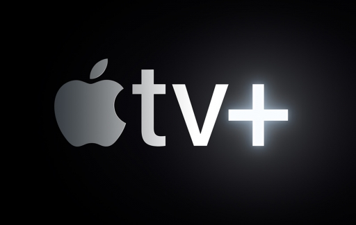 Apple TV+ logo.