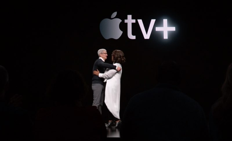 Tim Cook en Oprah