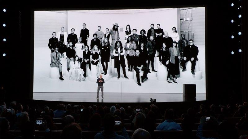 Apple TV+ artiesten