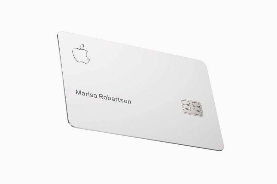 Apple Card: fysieke creditcard