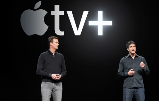 Apple TV Plus aankondiging