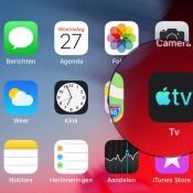 Zo ziet de TV-app in het Nederlands eruit