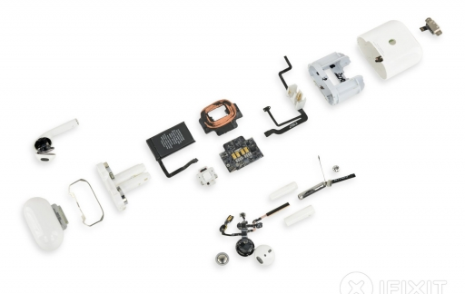 AirPods 2 teardown iFixit.