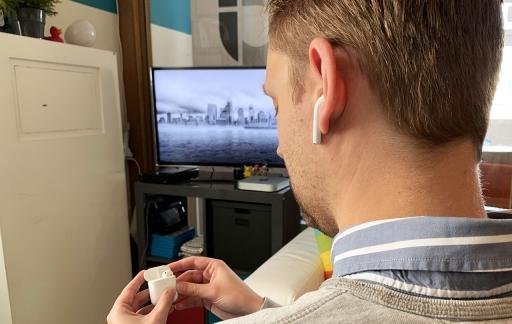 AirPods 2 review in gebruik