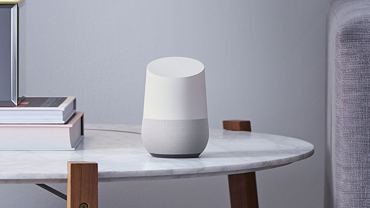 Google Nest Home speaker
