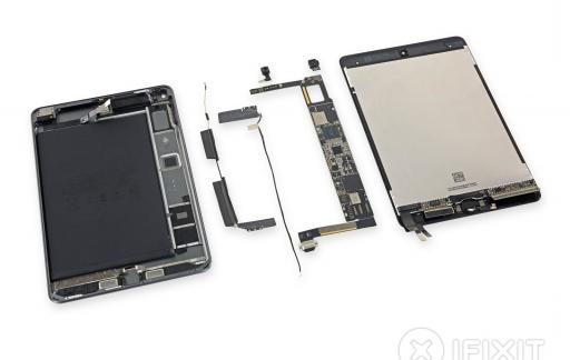 iFixit iPad mini 2019 teardown.