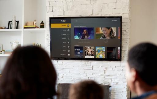 Plex op Apple TV vernieuwd.