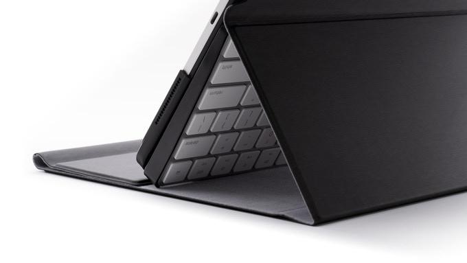 Touchtype Pro iPad-toetsenbord op Kickstarter.