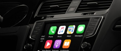 Apple CarPlay met YouTube Music