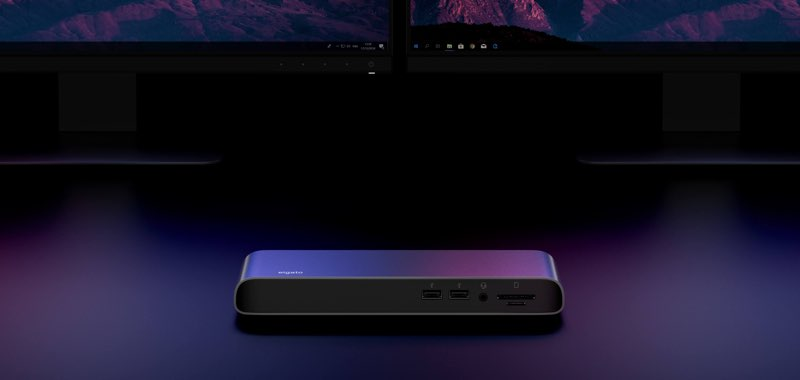 Elgato Thunderbolt 3 Pro Dock review bij display