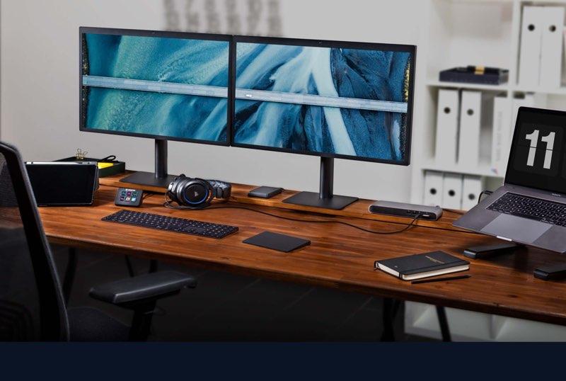 Elgato Thunderbolt 3 Pro Dock review voor videobewerking