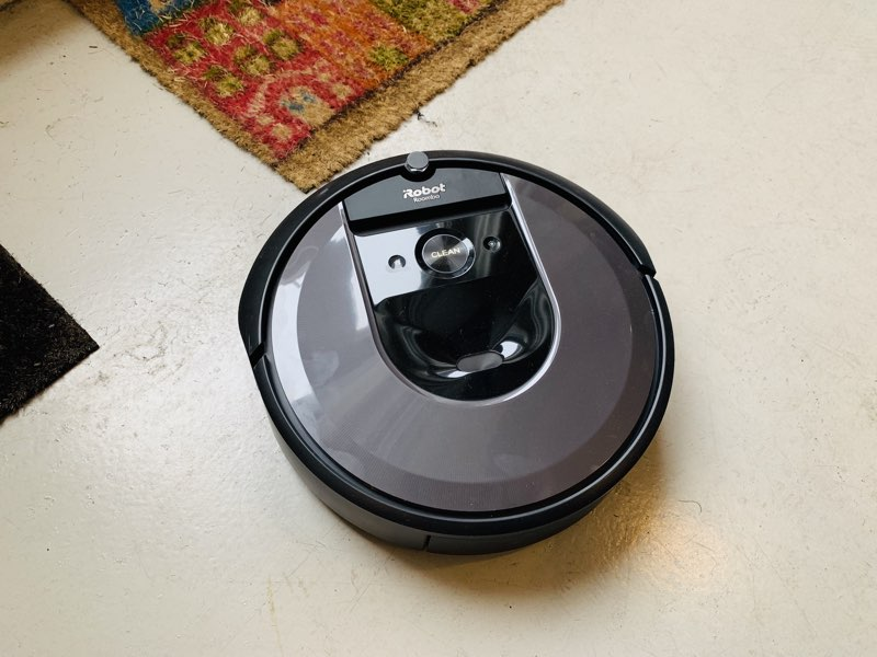 Roomba i7 review: de stofzuiger is ook zonder apart afzuigstation te koop