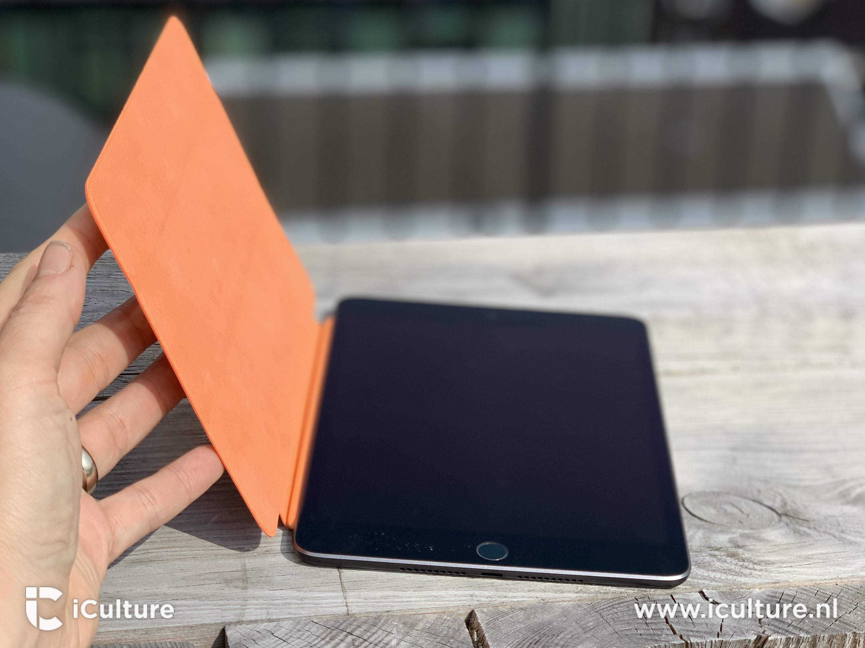 iPad mini 2019 review: scherm in zonlicht
