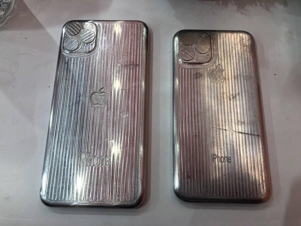 Productiemallen iPhone XI