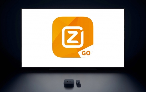 Ziggo Go Apple TV.