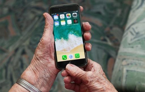 iPhone en ouderen