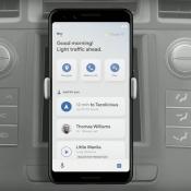 Google Assistent Driving Mode