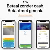 Apple Pay-pagina Nederlands.