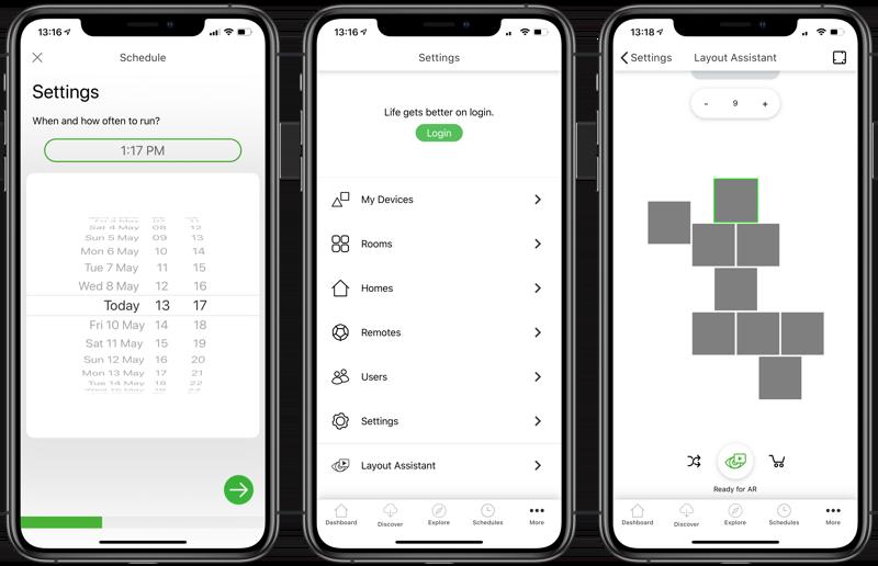 Nanoleaf-app