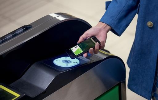 Apple Pay in openbaar vervoer