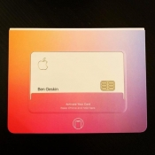 Apple Card-verpakking