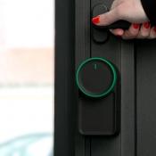 Keymitt deurslot.