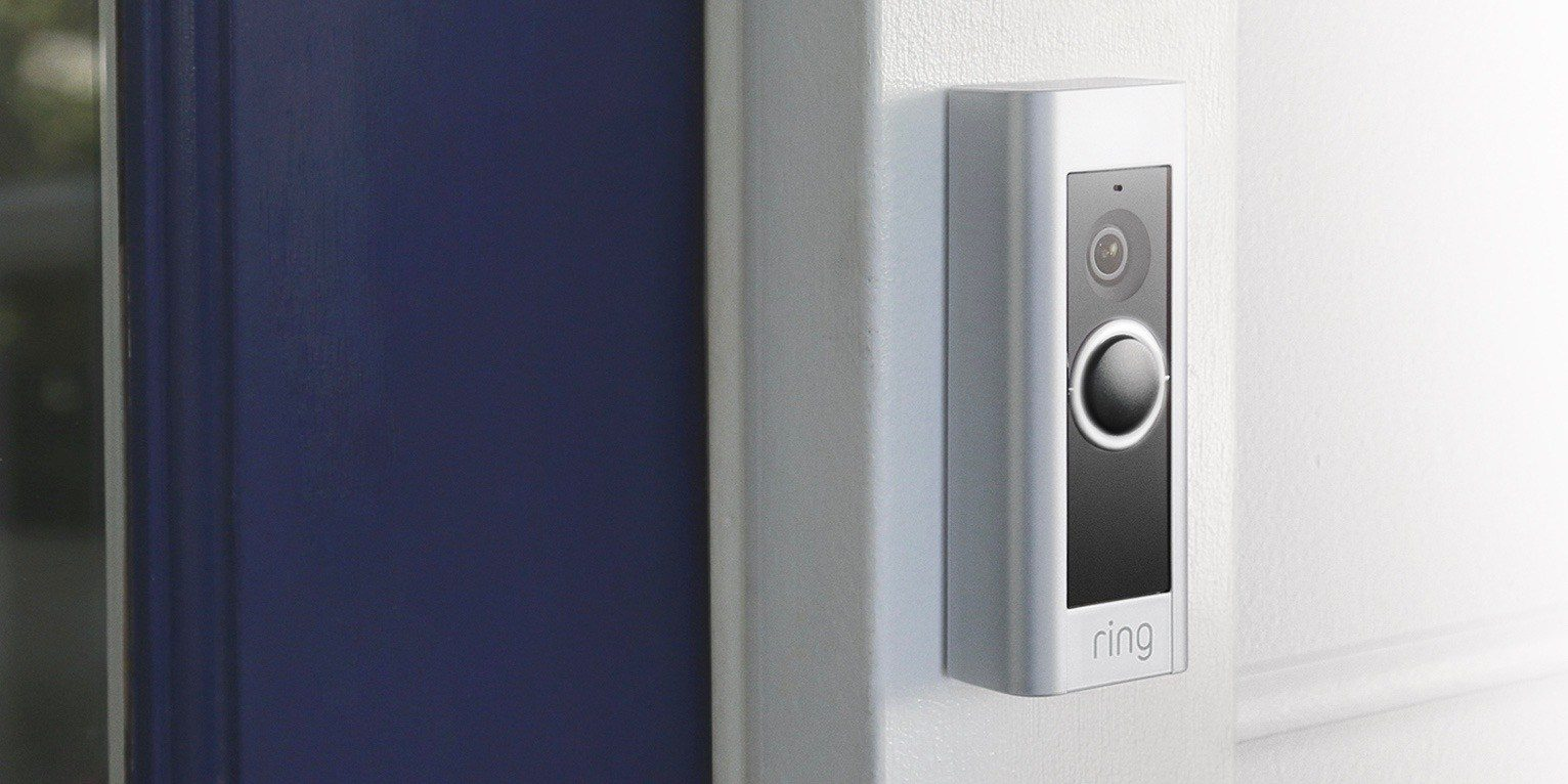 Ring Video Doorbell Pro met HomeKit