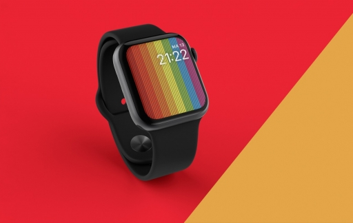 Apple Watch Pride-wijzerplaat 2019.