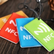 NFC tags en stickers