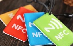 NFC tags en stickers