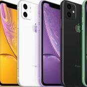 Kleuren iPhone XR opvolger