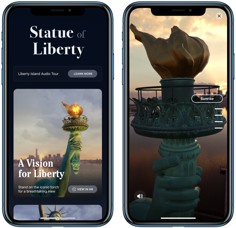 Statue of Liberty-app.