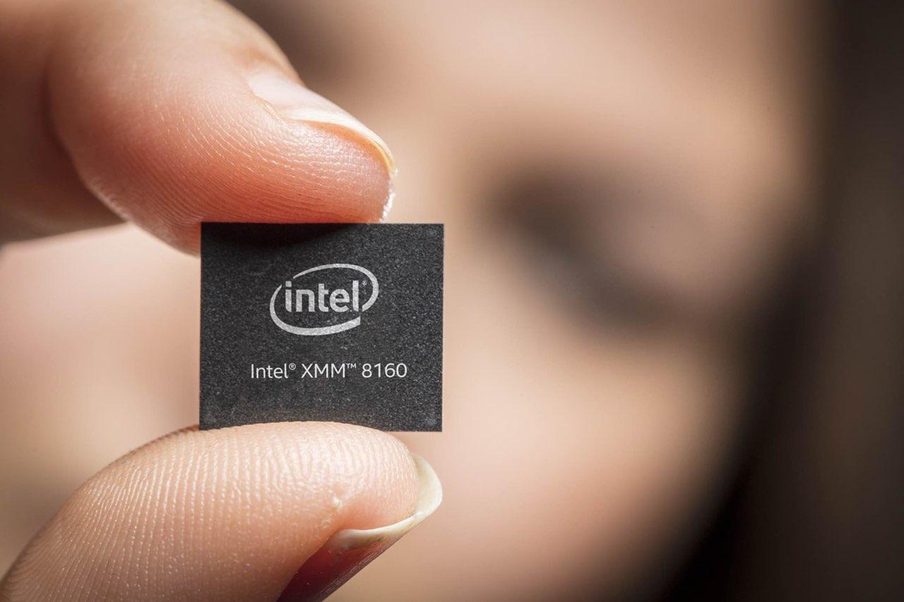 Intel XMM 8160-modem