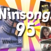 Winsongs 95 parodie.