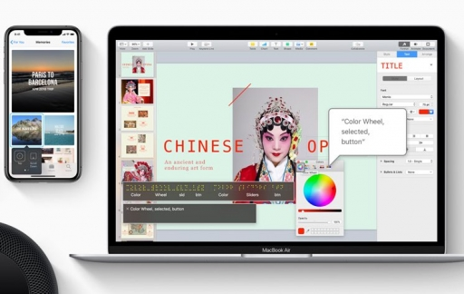 Apple en toegankelijkheid