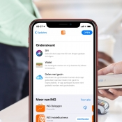ING-app met Wallet voor Apple Pay.