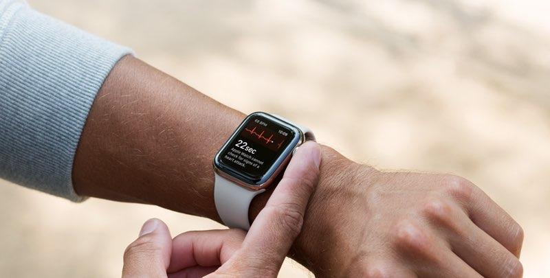 Apple Watch Nederlandse artsen