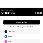 Ook webwinkels klaar voor Apple Pay, via Nederlandse Mollie-betaalmethode