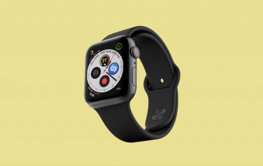 Complicaties op een Apple Watch-wijzerplaat.