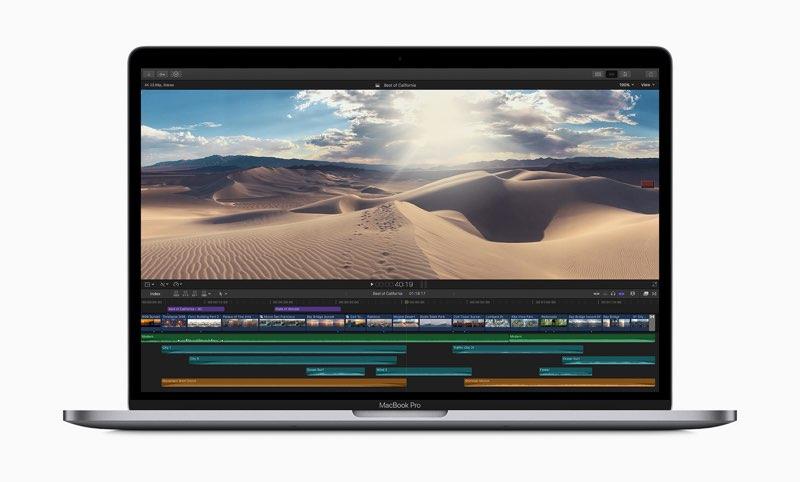 Apple MacBook Pro 8-core met videobewerking