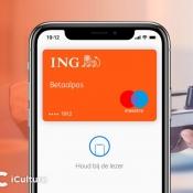 Apple Pay bij ING per direct beschikbaar: dit moet je weten