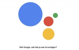 Google Assistent uitnodiging in België.