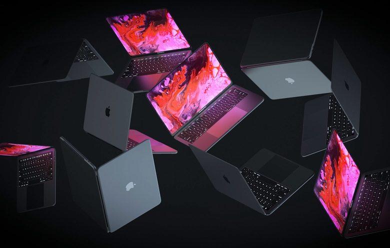 MacBook concept door Victor Kadar